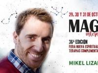 Mikel Lizarralde en Fira Magic Intl